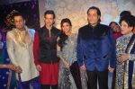 Hrithik Roshan, Zayed Khan at Vikram Singh_s Brother Uday Singh and Ali Morani_s daughter Shirin_s Sangeet Ceremony on 18th Dec 2014 (54)_54940de9dd2fb.JPG