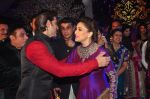 Hrithik Roshan, Zayed Khan at Vikram Singh_s Brother Uday Singh and Ali Morani_s daughter Shirin_s Sangeet Ceremony on 18th Dec 2014 (59)_54940df0156ba.JPG