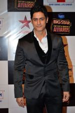 Mohit Raina at Big Star Entertainment Awards Red Carpet in Mumbai on 18th Dec 2014 (135)_549403313ce6d.JPG