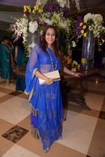 Shweta Pandit at Vikram Singh_s Brother Uday and Ali Morani�s daughter Shirin�s Sangeet Ceremony on 18th Dec 2014 (55)_5494007034156.JPG