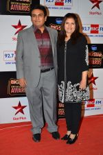 at Big Star Entertainment Awards Red Carpet in Mumbai on 18th Dec 2014 (117)_5494017f52896.JPG