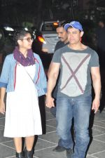 Aamir Khan, Kiran Rao at PK success party at Ranbir_s house on 20th Dec 2014 (106)_5496a42764241.JPG