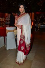 Bhagyashree at Vikram Singh_s Brother Uday and Ali Morani_s daughter Shirin_s Sangeet Ceremony in Blue sea on 20th Dec 2014 (39)_5496a5d8a4e19.JPG