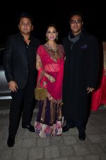 Lucky Morani, Mohammed Morani at Vikram Singh_s Brother Uday and Ali Morani_s daughter Shirin_s Sangeet Ceremony in Blue sea on 20th Dec 2014 (28)_5496a61049566.JPG
