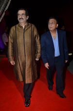 Sunil Gavaskar at Vikram Singh_s Brother Uday and Ali Morani_s daughter Shirin_s Sangeet Ceremony in Blue sea on 20th Dec 2014 (19)_5496a63c258b7.JPG