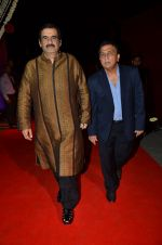 Sunil Gavaskar at Vikram Singh_s Brother Uday and Ali Morani_s daughter Shirin_s Sangeet Ceremony in Blue sea on 20th Dec 2014 (20)_5496a63d36cde.JPG