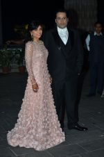 at Shirin Morani_s wedding reception in Sahara Star, Mumbai on 21st Dec 2014 (86)_5497e4b2c5bf4.JPG