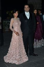 at Shirin Morani_s wedding reception in Sahara Star, Mumbai on 21st Dec 2014 (88)_5497e4b549163.JPG