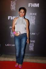 Shruti Ulfat at Fhm bachelor of the year bash in Hard Rock Cafe on 22nd Dec 2014 (101)_54994111eb612.JPG