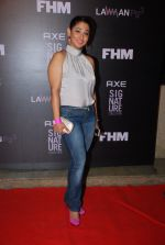 Shruti Ulfat at Fhm bachelor of the year bash in Hard Rock Cafe on 22nd Dec 2014 (103)_5499411384a87.JPG