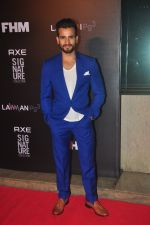 Karan Tacker at Fhm bachelor of the year bash in Hard Rock Cafe on 22nd Dec 2014 (15)_54994185abd75.JPG