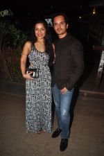 Raghav Sachar, Amita Pathak  at Alone trailer hit bash in Bora Bora, Mumbai on 22nd Dec 2014 (1)_54994073b2b5e.JPG