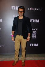 Vishal Karwal at Fhm bachelor of the year bash in Hard Rock Cafe on 22nd Dec 2014 (88)_54994250cf9cc.JPG