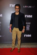 Vishal Karwal at Fhm bachelor of the year bash in Hard Rock Cafe on 22nd Dec 2014 (86)_5499424f7280b.JPG