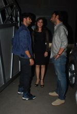 Dia Mirza, Shahid Kapoor, Sahil Sangha  at Jackie Bhagnani bday bash in Mumbai on 24th Dec 2014 (14)_549be5f09d0c2.JPG