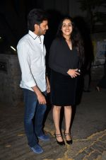 Genelia D Souza, Riteish Deshmukh at xmas mass in Mumbai on 24th Dec 2014 (16)_549be59590b10.JPG