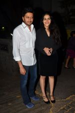 Genelia D Souza, Riteish Deshmukh at xmas mass in Mumbai on 24th Dec 2014 (18)_549be596663aa.JPG