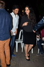 Genelia D Souza, Riteish Deshmukh at xmas mass in Mumbai on 24th Dec 2014 (4)_549be590b055c.JPG