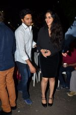 Genelia D Souza, Riteish Deshmukh at xmas mass in Mumbai on 24th Dec 2014 (6)_549be5918edd8.JPG
