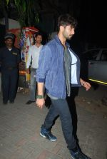 Shahid Kapoor at Jackie Bhagnani bday bash in Mumbai on 24th Dec 2014 (8)_549be5f2c2a32.JPG