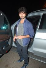 Shahid Kapoor at Jackie Bhagnani bday bash in Mumbai on 24th Dec 2014 (9)_549be5f3a9ccd.JPG