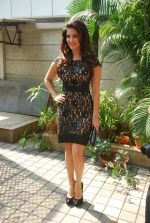 Sunny leone at One Night stand promotions in Mumbai on 24th Dec 2014 (14)_549be77e65276.JPG