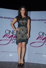 Sunny leone at One Night stand promotions in Mumbai on 24th Dec 2014 (22)_549be734ca253.JPG