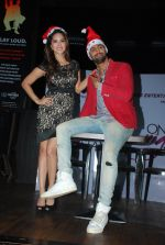 Sunny leone, Tanuj Virwani at One Night stand promotions in Mumbai on 24th Dec 2014 (26)_549be735bfe3b.JPG