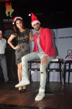 Sunny leone, Tanuj Virwani at One Night stand promotions in Mumbai on 24th Dec 2014 (32)_549be738c86e8.JPG