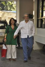 Aditya Raj Kapoor at The Kapoors Christman Lunch Get-together  in Mumbai on 25th Dec 2014 (16)_549d436647a6b.JPG