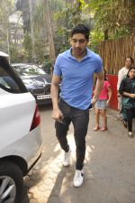 Ayan Mukerji at The Kapoors Christman Lunch Get-together  in Mumbai on 25th Dec 2014 (72)_549d439068daf.JPG