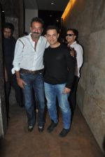 Sanjay Dutt, Aamir Khan at PK Screening in Mumbai on 25th Dec 2014 (23)_549d40f91ee82.JPG
