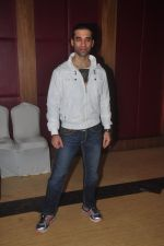 Kushal Punjabi at Crazy Kukkad Family promotions in Mumbai on 26th Dec 2014 (25)_549e844c64547.JPG