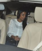 Mugdha Godse at Salman_s bday in Panvel farm House on 26th Dec 2014 (122)_549e867bd4f1e.JPG