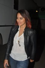 Sonakshi Sinha snapped promoting Tevar in Mumbai on 26th Dec 2014 (16)_549e841ace80b.JPG