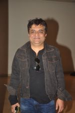 Swanand Kirkire at Crazy Kukkad Family promotions in Mumbai on 26th Dec 2014 (23)_549e8505d4da5.JPG