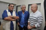Naseeruddin Shah, Anupam Kher,Subhash Ghai at Ali Peter John book launch in Mumbai on 28th Dec 2014 (84)_54a12fc3c70ab.JPG