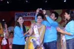 Swapnil Joshi, Sonalee Kulkarni, Prarthana Behere at Mitwa film promotions in Thane, Mumbai on 28th Dec 2014 (110)_54a133621cfd9.JPG