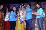 Swapnil Joshi, Sonalee Kulkarni, Prarthana Behere at Mitwa film promotions in Thane, Mumbai on 28th Dec 2014 (113)_54a1336365123.JPG