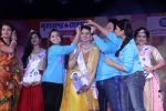 Swapnil Joshi, Sonalee Kulkarni, Prarthana Behere at Mitwa film promotions in Thane, Mumbai on 28th Dec 2014 (115)_54a1333c66a5e.JPG