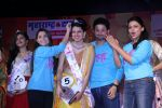 Swapnil Joshi, Sonalee Kulkarni, Prarthana Behere at Mitwa film promotions in Thane, Mumbai on 28th Dec 2014 (116)_54a13365a67a3.JPG