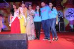 Swapnil Joshi, Sonalee Kulkarni, Prarthana Behere at Mitwa film promotions in Thane, Mumbai on 28th Dec 2014 (123)_54a132cc56a4d.JPG