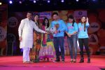 Swapnil Joshi, Sonalee Kulkarni, Prarthana Behere at Mitwa film promotions in Thane, Mumbai on 28th Dec 2014 (99)_54a133379325d.JPG