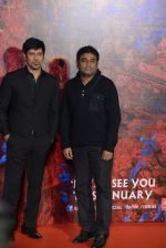 A R Rahman at I movie trailor launch in PVR, Mumbai on 29th Dec 2014 (19)_54a2796612eba.JPG