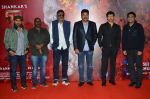 Bosco Martis, P.C. Sreeram, Shankar, Chiyaan Vikram, A R Rahman at I movie trailor launch in PVR, Mumbai on 29th Dec 2014 (93)_54a2799e6d6ab.JPG
