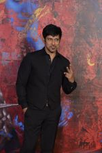 Chiyaan Vikram at I movie trailor launch in PVR, Mumbai on 29th Dec 2014 (10)_54a2759e083ca.JPG