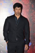 Chiyaan Vikram at I movie trailor launch in PVR, Mumbai on 29th Dec 2014 (117)_54a277e53da8c.JPG