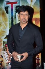 Chiyaan Vikram at I movie trailor launch in PVR, Mumbai on 29th Dec 2014 (26)_54a2778000db2.JPG