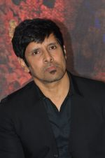 Chiyaan Vikram at I movie trailor launch in PVR, Mumbai on 29th Dec 2014 (94)_54a27923ae7b1.JPG