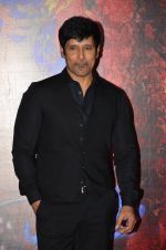 Chiyaan Vikram at I movie trailor launch in PVR, Mumbai on 29th Dec 2014 (118)_54a277ed61d21.JPG